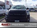 2016 Black Toyota Tundra SR5 CrewMax #115449985