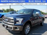 2016 Blue Jeans Ford F150 King Ranch SuperCrew 4x4 #115449698