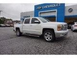2014 Summit White Chevrolet Silverado 1500 LTZ Crew Cab #115450025