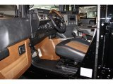 Hummer H1 Interiors