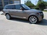 2016 Land Rover Range Rover Kaikoura Stone Metallic