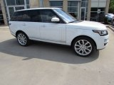 2016 Fuji White Land Rover Range Rover Supercharged #115498518