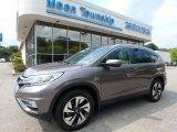 2015 Urban Titanium Metallic Honda CR-V Touring #115513406