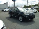 2016 Shadow Black Ford Explorer Limited 4WD #115513423