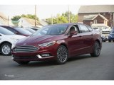 2017 Ruby Red Ford Fusion SE #115535439