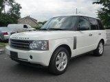 2006 Chawton White Land Rover Range Rover HSE #11545207