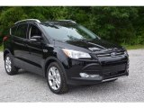 2016 Shadow Black Ford Escape Titanium #115535603