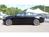2017 Shadow Black Ford Fusion SE AWD #115535489