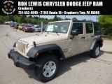 2016 Mojave Sand Jeep Wrangler Unlimited Sport 4x4 #115535371