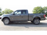 2016 Magnetic Ford F150 XLT SuperCab 4x4 #115535482