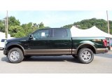 2016 Green Gem Ford F150 Lariat SuperCrew 4x4 #115535479