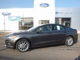 2017 Magnetic Ford Fusion SE #115535690