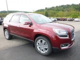 GMC Acadia Limited Data, Info and Specs