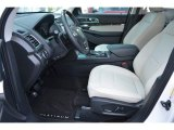 2017 Ford Explorer Platinum 4WD Front Seat