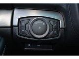 2017 Ford Explorer Platinum 4WD Controls