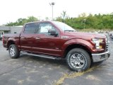 2016 Bronze Fire Ford F150 Limited SuperCrew 4x4 #115563127