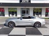 2016 Ingot Silver Metallic Ford Mustang GT Premium Coupe #115563286