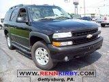 2005 Black Chevrolet Tahoe Z71 4x4 #11550541