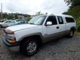 2002 Summit White Chevrolet Silverado 1500 LS Extended Cab 4x4 #115591016
