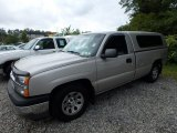 2005 Silver Birch Metallic Chevrolet Silverado 1500 Regular Cab #115591013