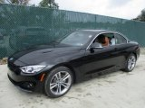 2017 BMW 4 Series Jet Black