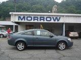 2007 Blue Granite Metallic Chevrolet Cobalt LS Coupe #11540755