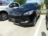 2016 Shadow Black Ford Escape Titanium 4WD #115591165