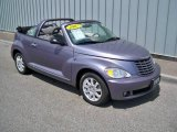 2007 Opal Gray Metallic Chrysler PT Cruiser Convertible #11540247