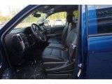 2017 Chevrolet Silverado 1500 LT Crew Cab Front Seat