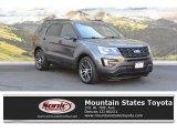 2016 Magnetic Metallic Ford Explorer Sport 4WD #115590853