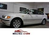 2003 Alpine White BMW 3 Series 325xi Sedan #115618439