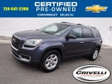 2013 Atlantis Blue Metallic GMC Acadia SLE AWD #115618557