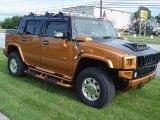 2006 Fusion Orange Hummer H2 SUT #11549718