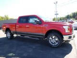 2016 Race Red Ford F150 King Ranch SuperCrew 4x4 #115637850