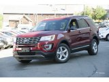 2017 Ruby Red Ford Explorer XLT 4WD #115637881