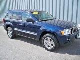 2006 Midnight Blue Pearl Jeep Grand Cherokee Limited 4x4 #11540241