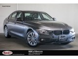 2017 Mineral Grey Metallic BMW 3 Series 320i Sedan #115661941