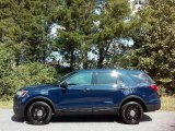 2016 Royal Blue Ford Explorer Police Interceptor 4WD #115661685