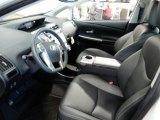 Toyota Prius v Interiors