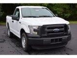 2016 Oxford White Ford F150 XL Regular Cab #115661994