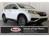 2016 White Diamond Pearl Honda CR-V SE #115661758