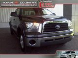 2007 Slate Metallic Toyota Tundra SR5 Double Cab #11551506