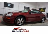 2003 Saronno Red Mitsubishi Eclipse GS Coupe #115661653