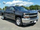 2016 Black Chevrolet Silverado 1500 LT Crew Cab 4x4 #115661739