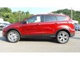 2017 Ruby Red Ford Escape Titanium 4WD #115661880