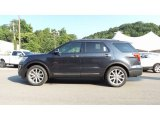2017 Magnetic Ford Explorer Limited 4WD #115661878