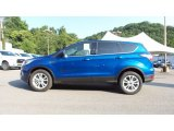 2017 Lightning Blue Ford Escape SE 4WD #115661877