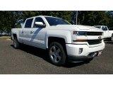 2017 Iridescent Pearl Tricoat Chevrolet Silverado 1500 LT Crew Cab 4x4 #115661733
