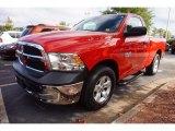 2014 Flame Red Ram 1500 Express Regular Cab #115698378