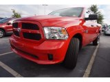 2015 Flame Red Ram 1500 Express Crew Cab #115698377
